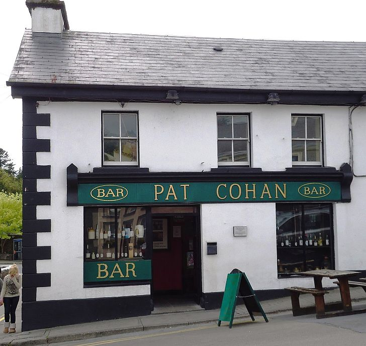 Pat Cohans Bar from The Quiet Man
