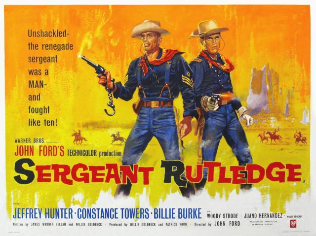 John Ford's Sergeant Rutledge