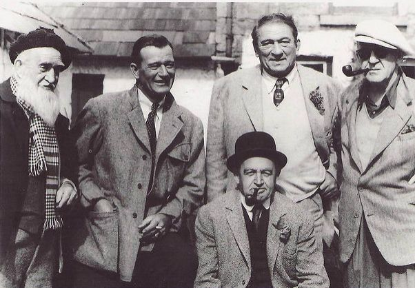 The Cast of The Quiet Man