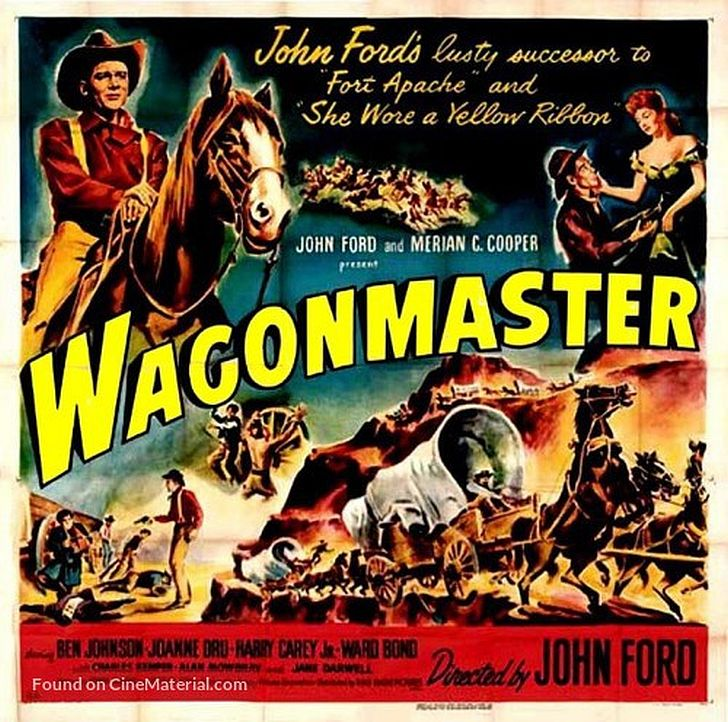 Wagonmaster by John Ford