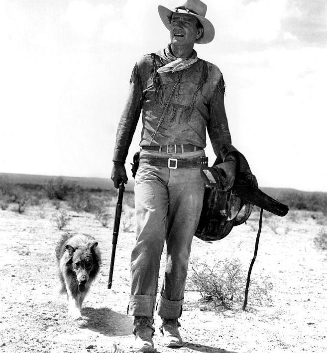 John Wayne in Hondo