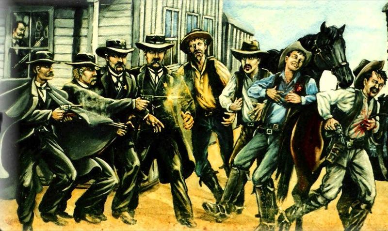 Shootouts O.K.Corral