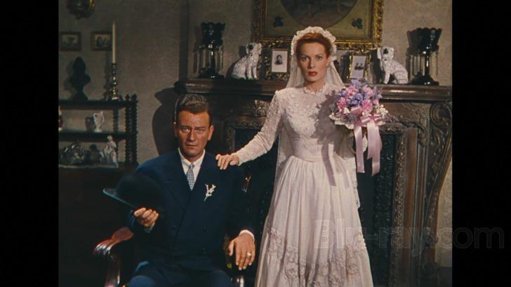 John Wayne & Maureen O'Hara wedding scene The Quiet Man
