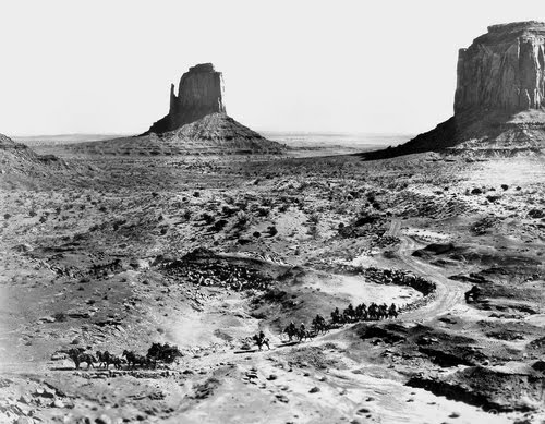 Monument Valley for Stagecoach