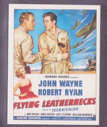 The Flying Leathernecks with John Wayne