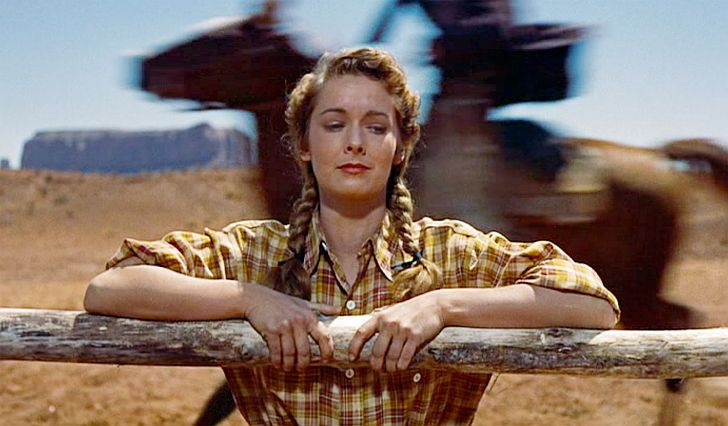 Vera Miles in The Searchers