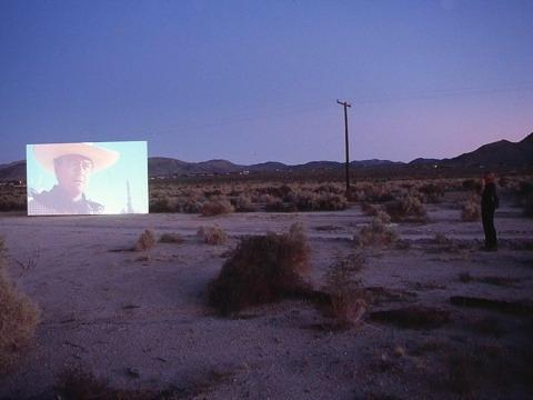 The Searchers video installation