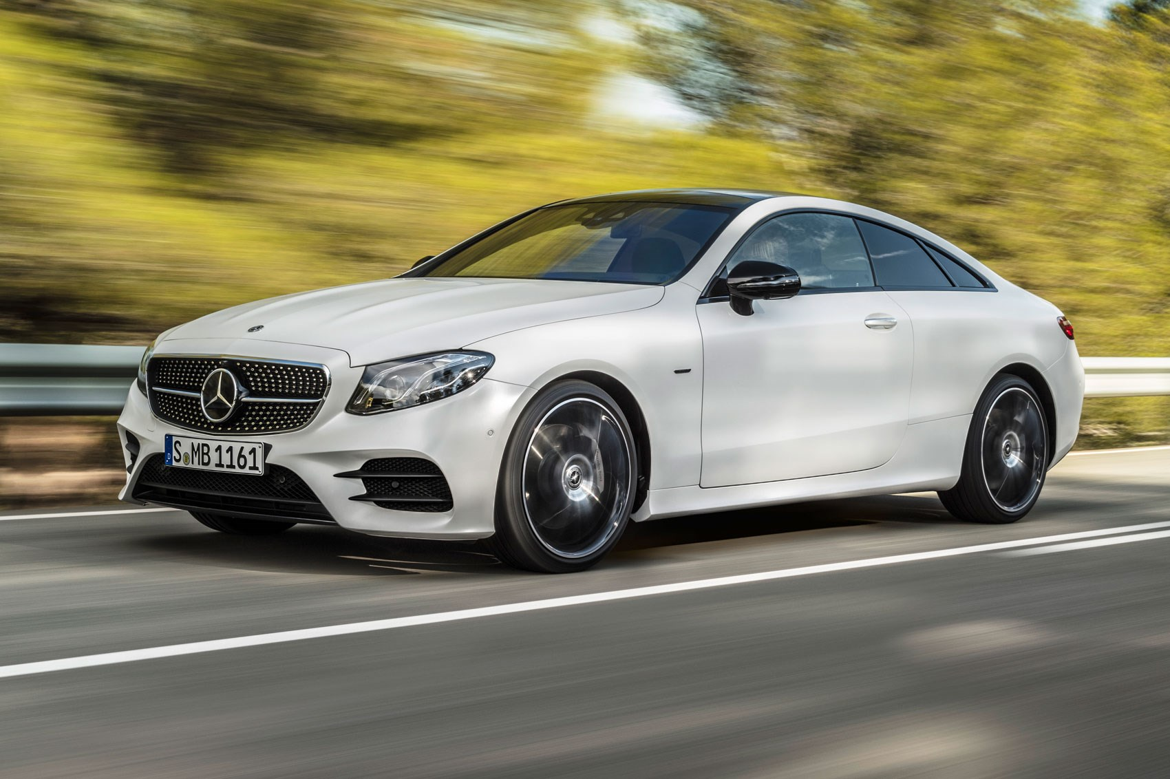 2018 Mercedes Benz E Class Coupe E400 3 0 Tc V6