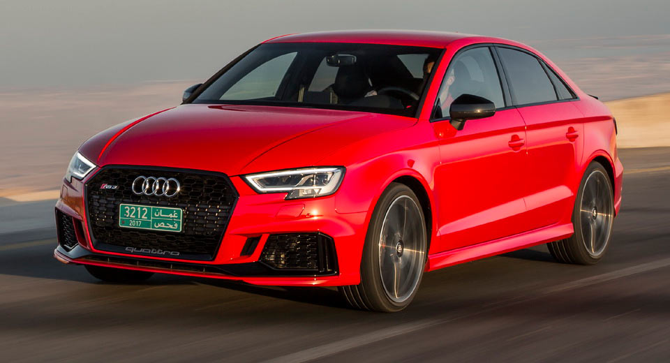 2019 Audi RS 3 - CarDeals - UAE