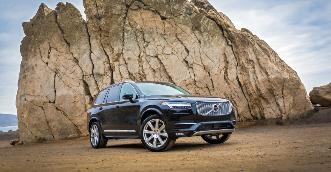 Volvo XC90: Safety and Luxury reimagined