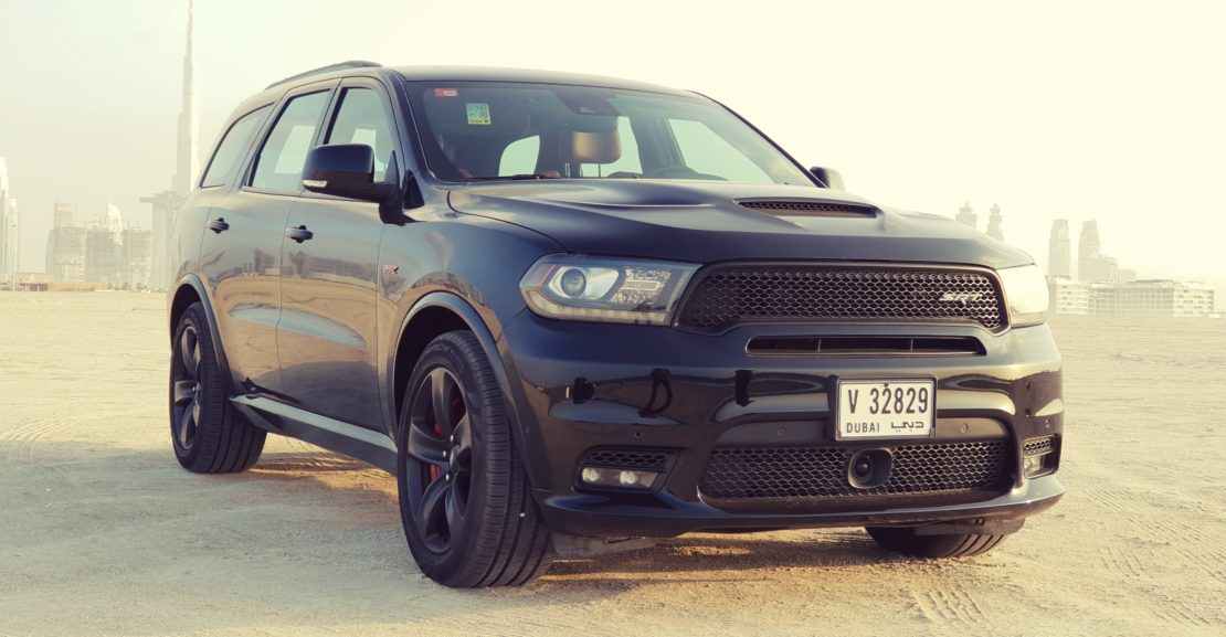 Dodge Durango SRT Review: Fast SUV Driven In Dubai