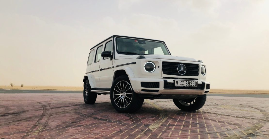 2019 Mercedes G-Class Driven in Dubai