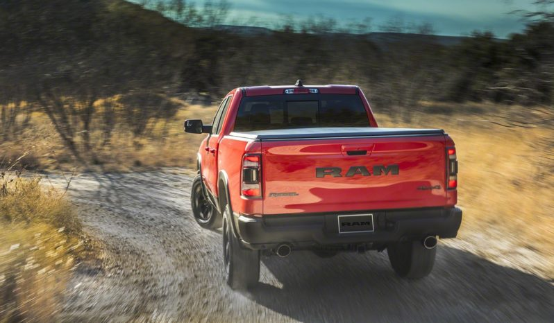 2019 RAM 1500 Rebel full