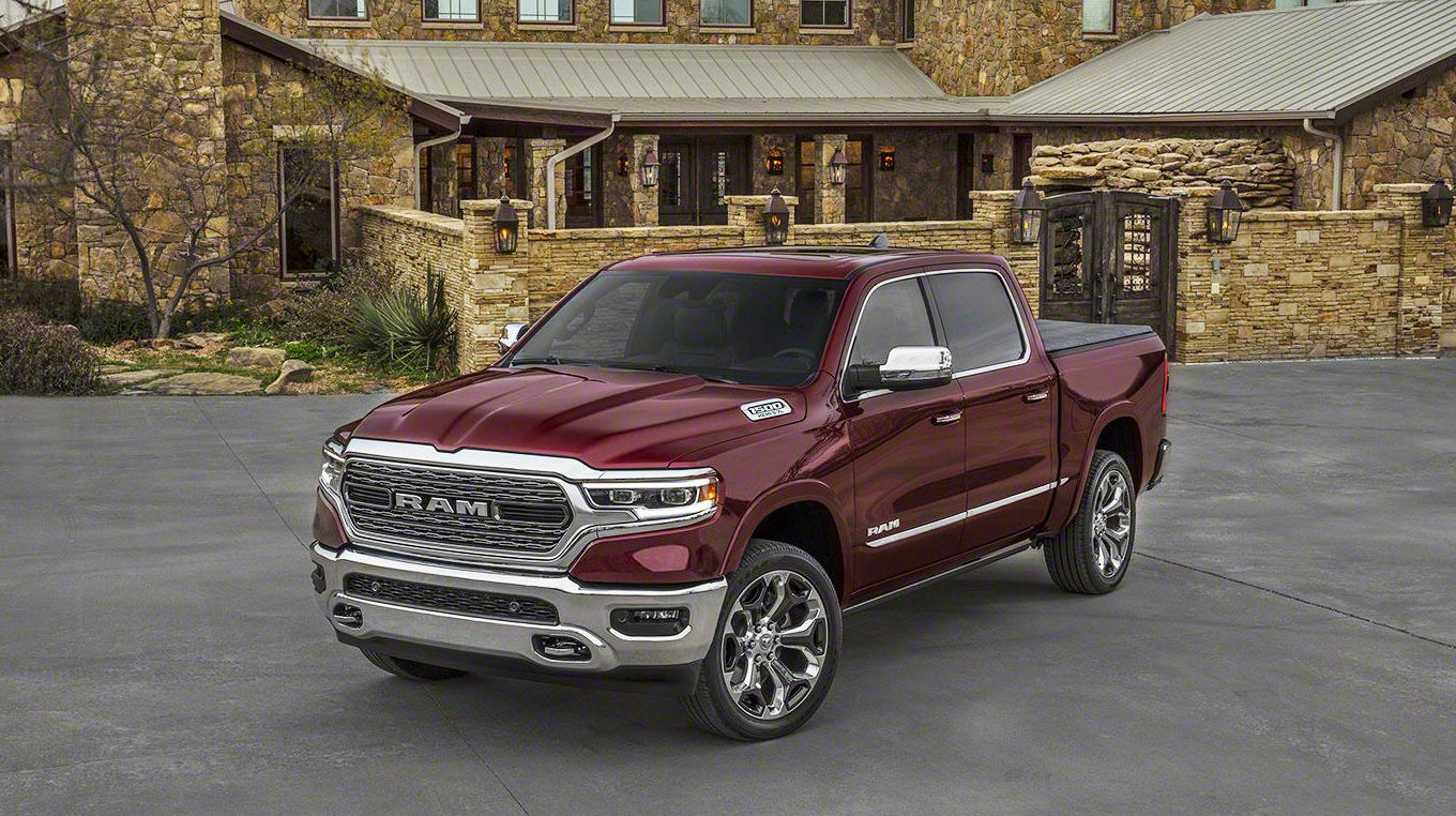 2019 RAM 1500 Limited - CarDeals - UAE