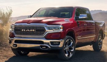 2019 RAM 1500  Limited full