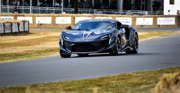 Check Out W Motors' Fenyr SuperSport At Goodwood