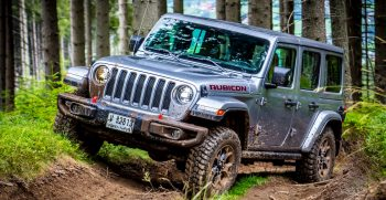 First Drive: 2019 Jeep Wrangler Rubicon Driven Off-Road