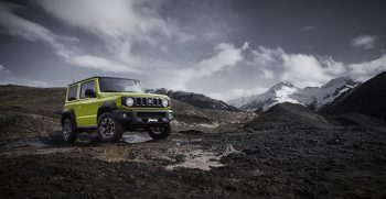 We've Got More Details On The New Suzuki Jimny