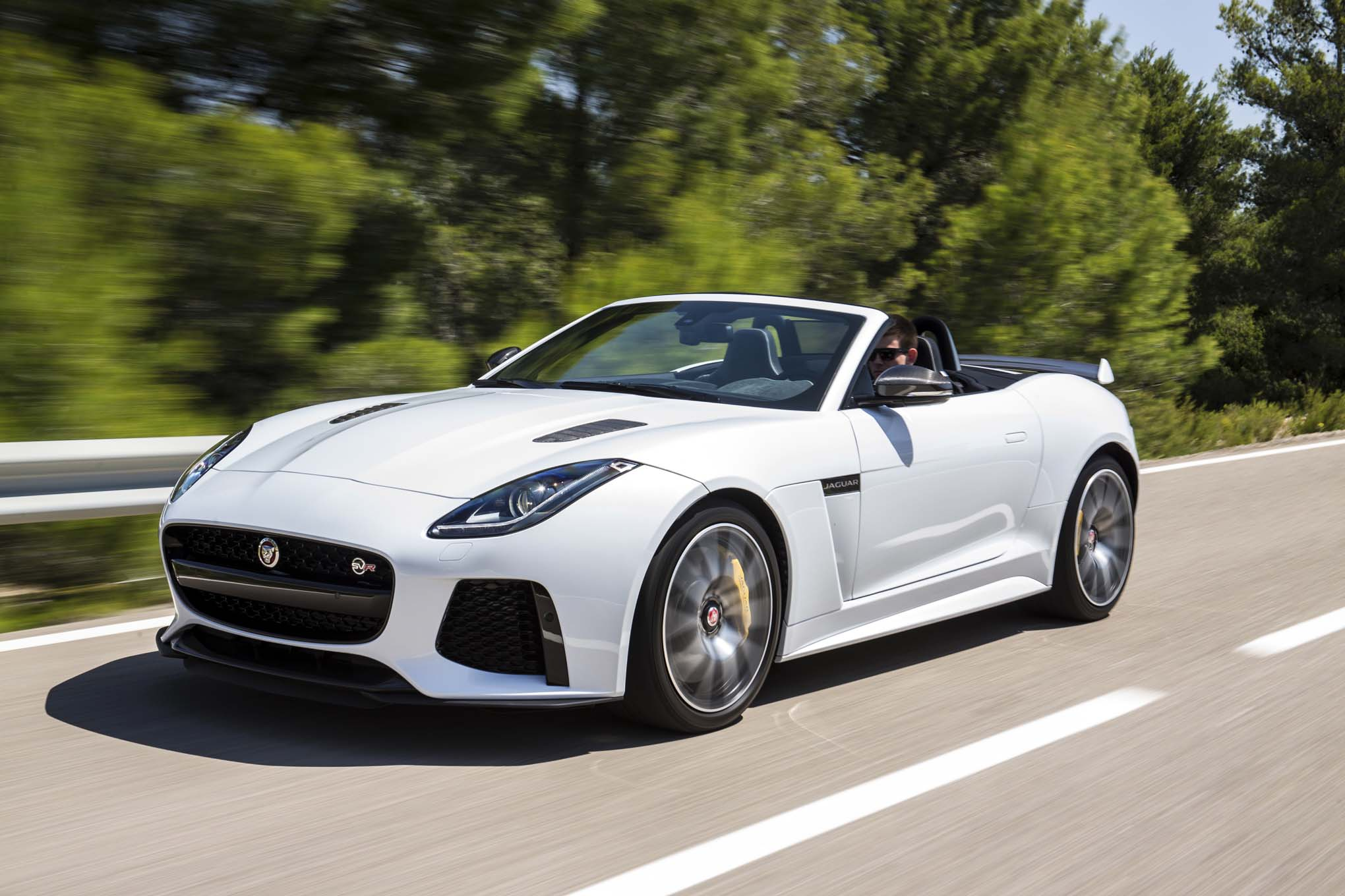 2019 Jaguar F Type Svr Cardeals Egypt