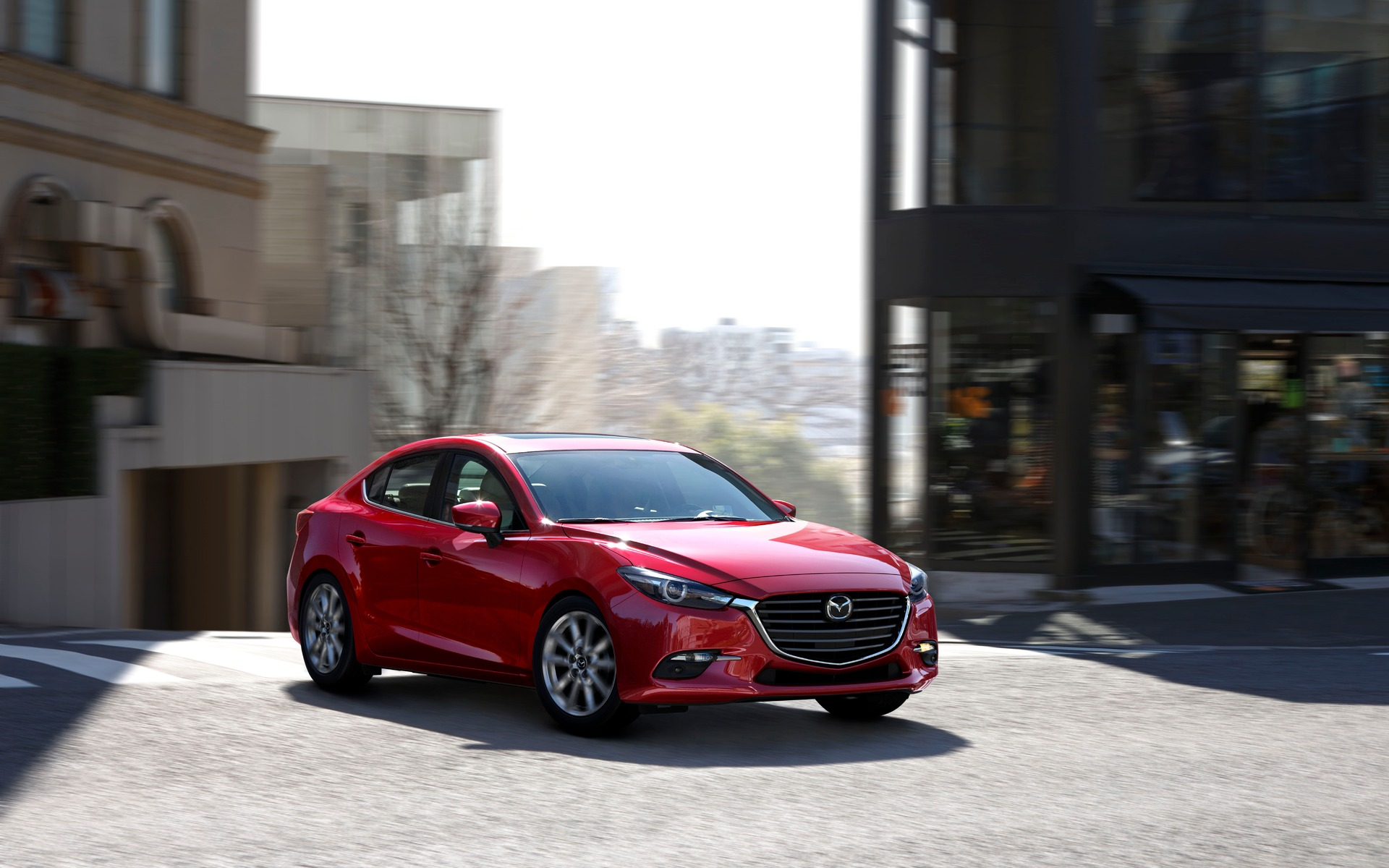 2019 Mazda 3 Skyactiv R Sedan Cardeals Egypt