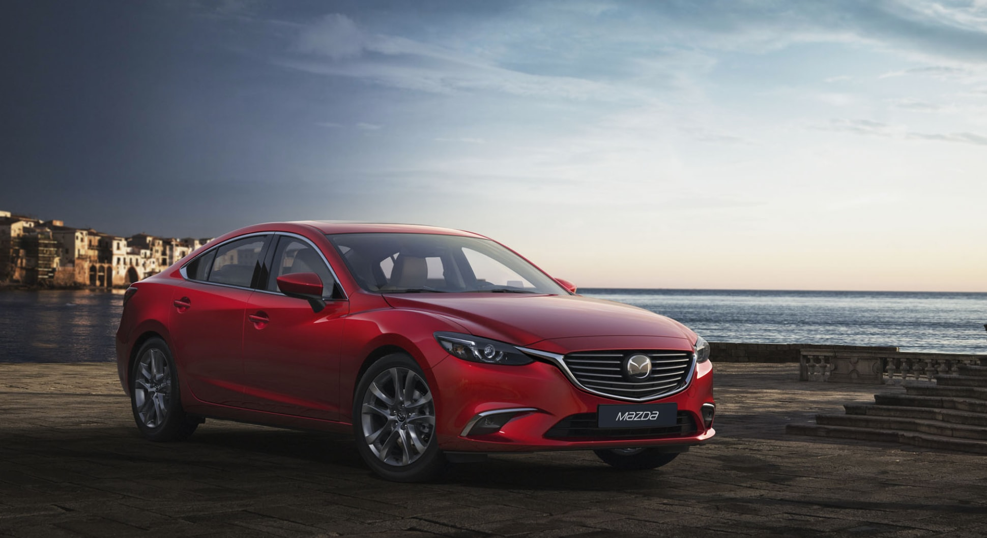 2019 Mazda 6 2.5 Skyactiv 'R' Sunroof - Car Deals - Egypt