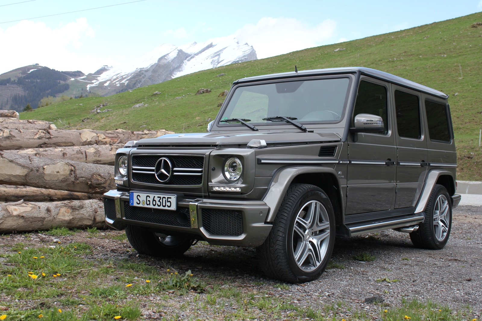 2018 Mercedes-Benz G-Class G500- 4.0 TC V8 - Car Deals - Egypt