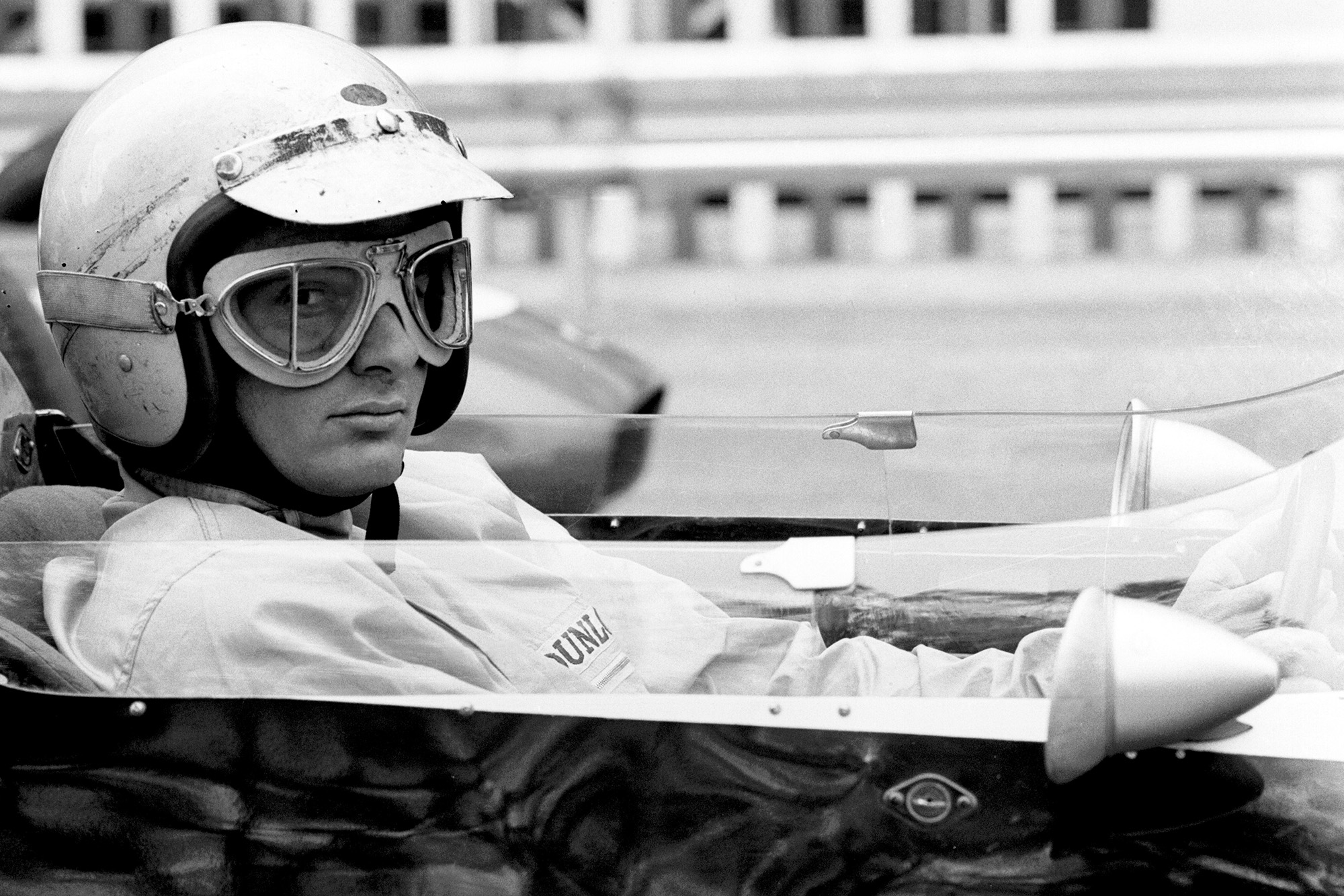 Bruce McLaren: the man, the racer, the engineer