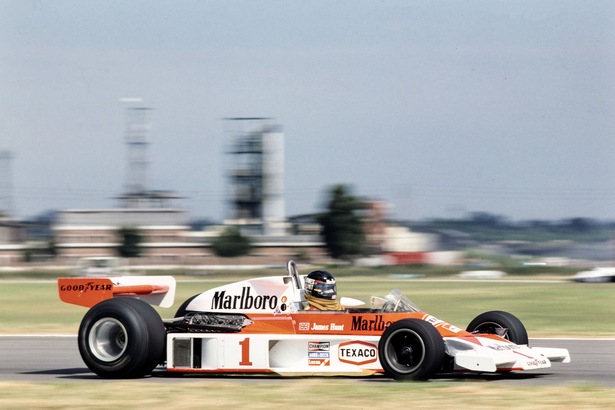 1977 Argentine GP Hunt