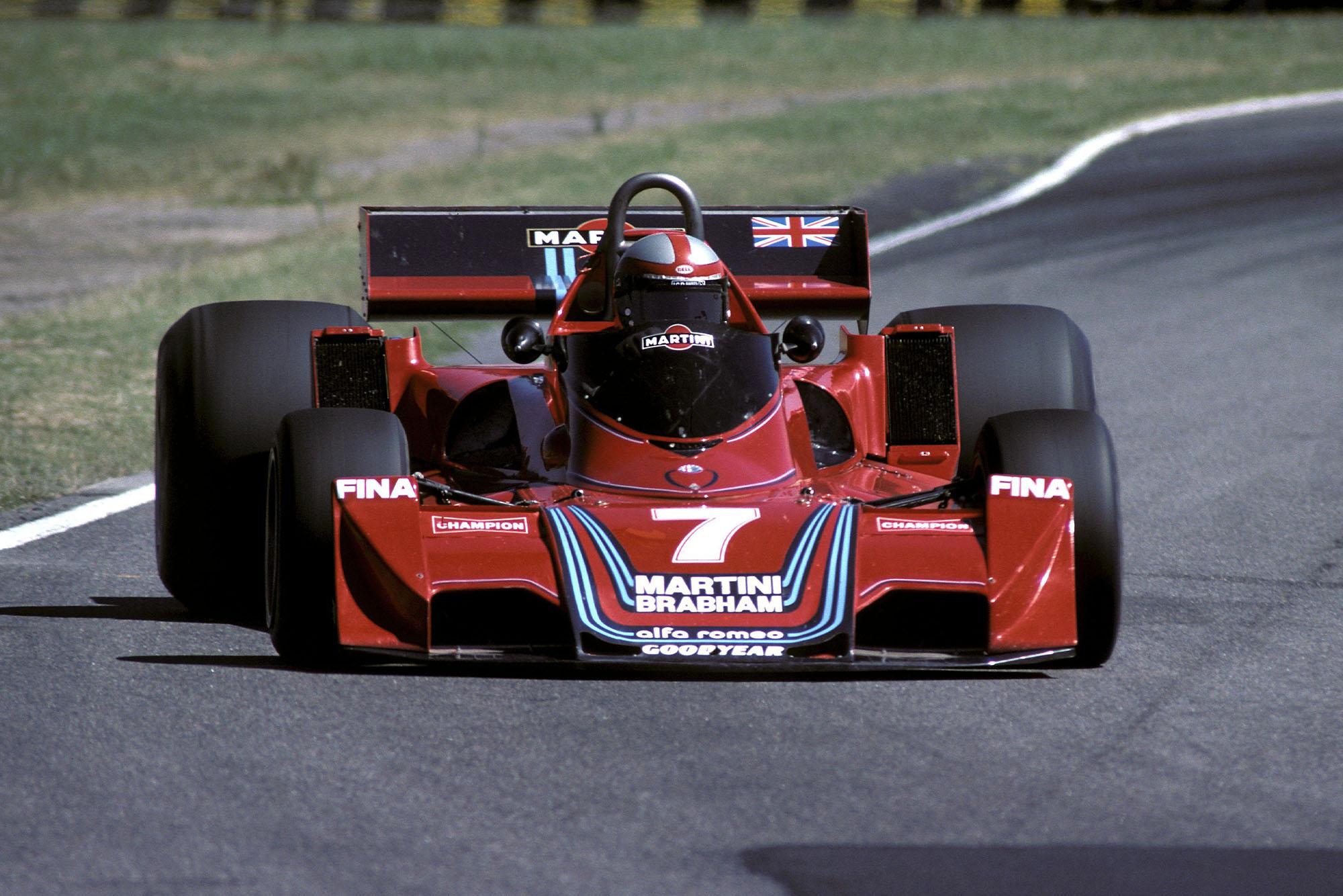 1977 Argentine GP Watson