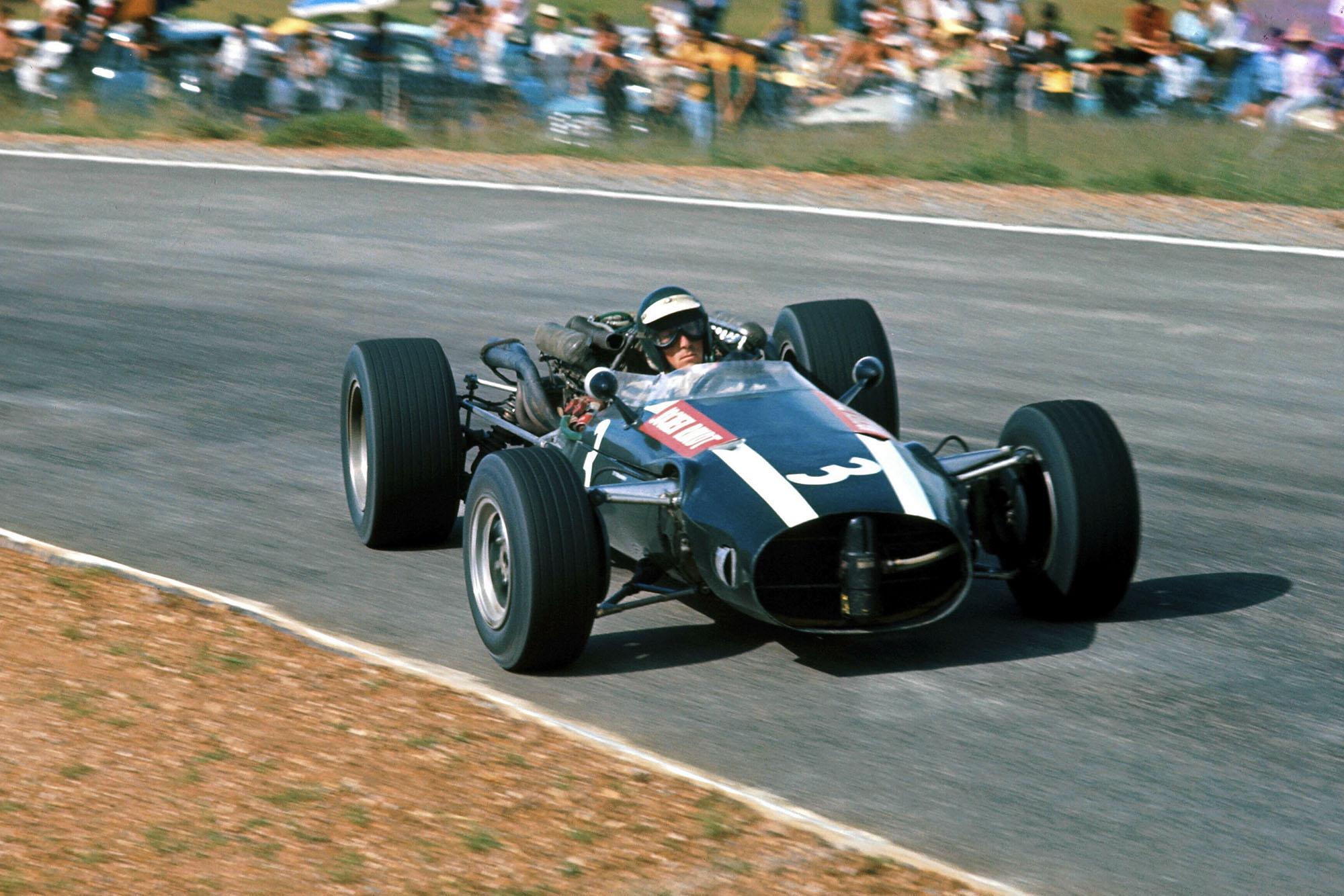 Jochen Rindt (AUT) Cooper Maserati T81.