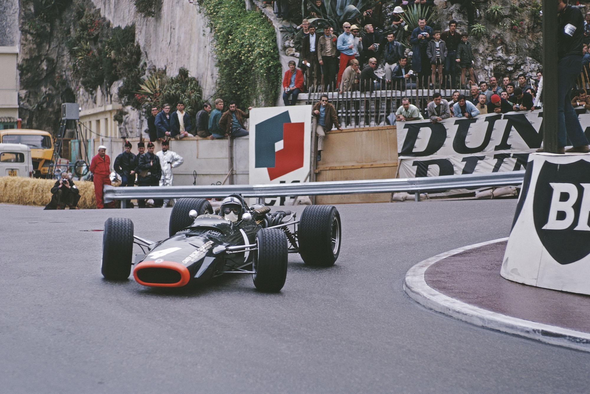 Pedro Rodríguez, BRM P133.