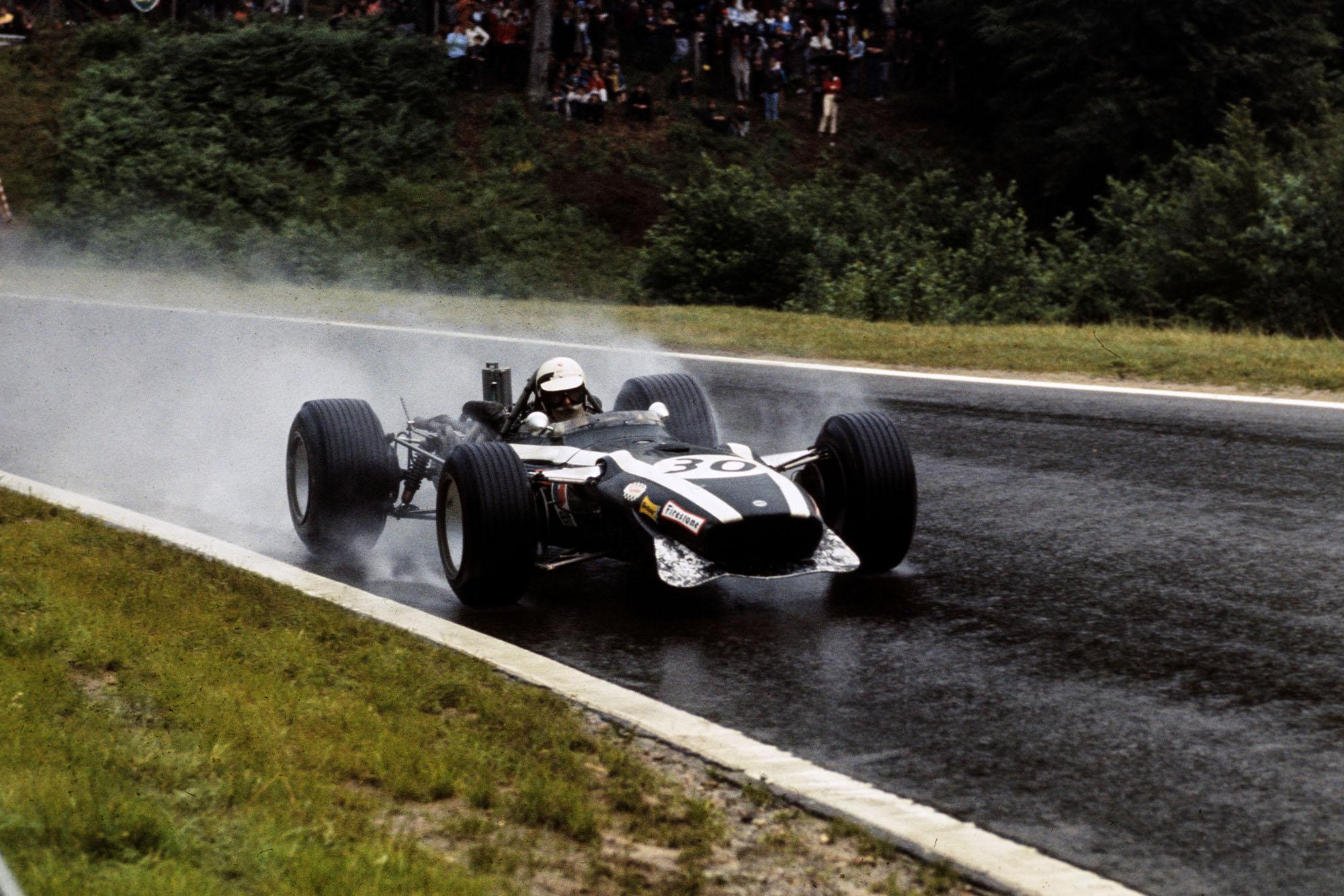 Vic Elford, Cooper T86B BRM.