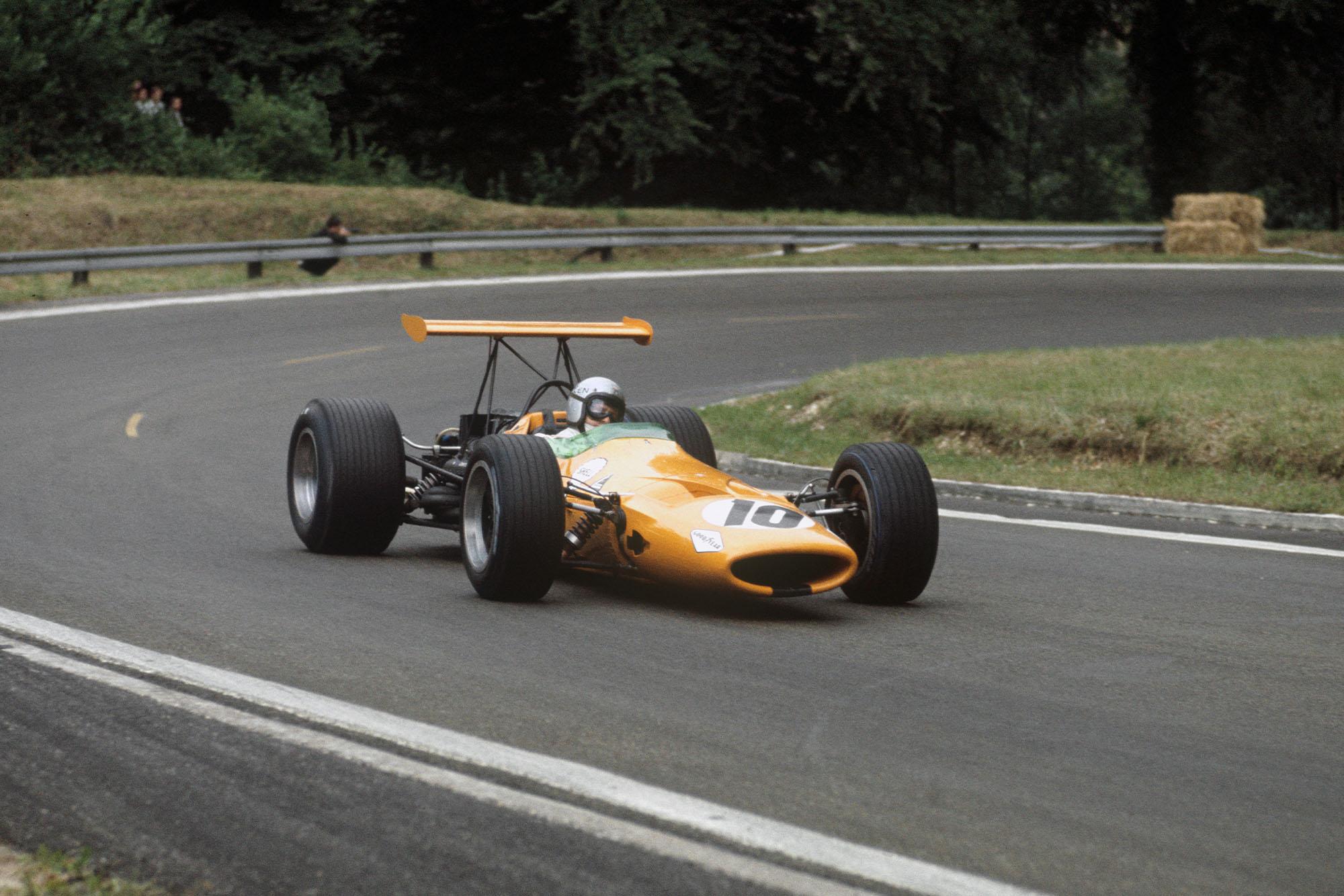 Bruce McLaren (McLaren M7A Ford)