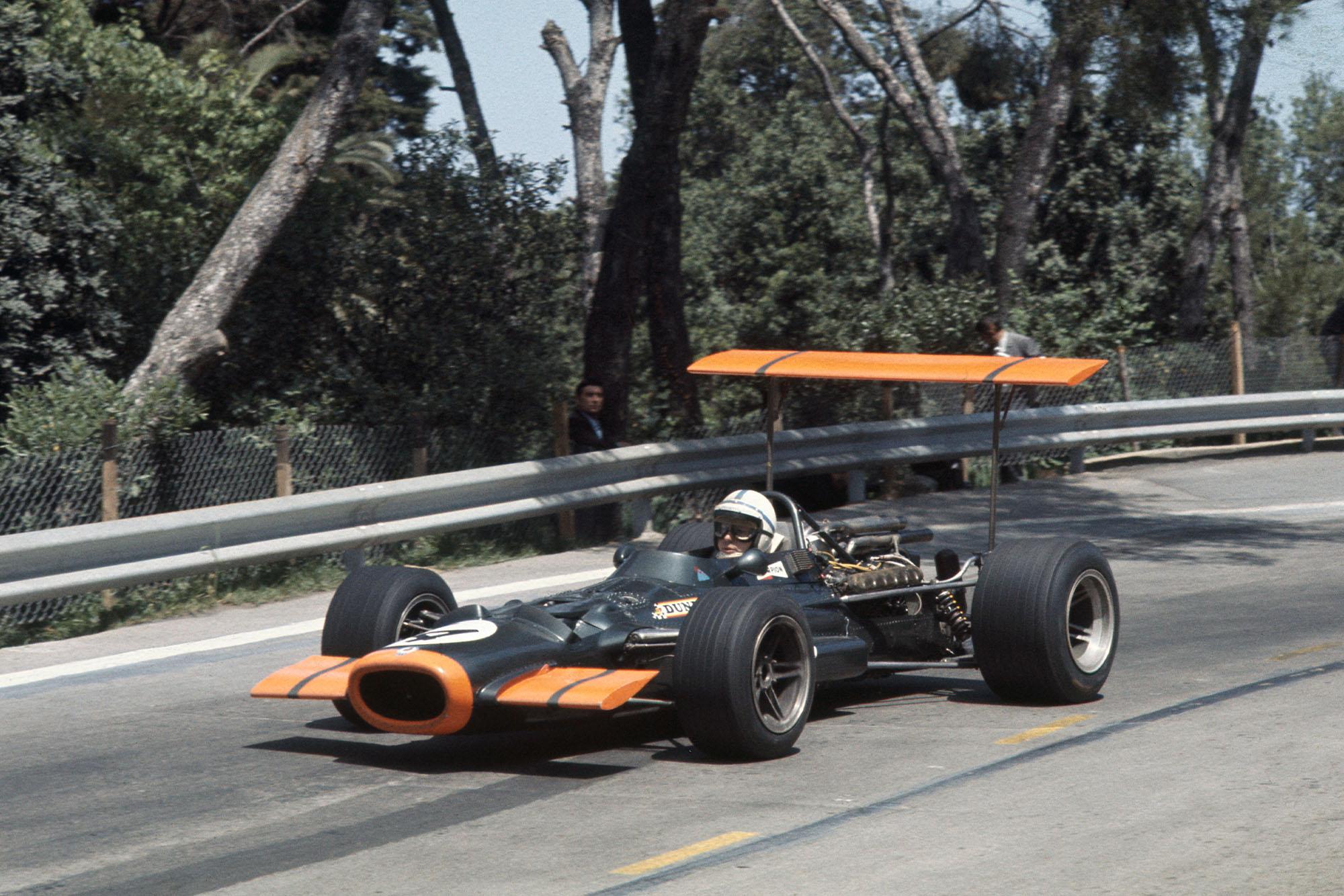 John Surtees in his BRM