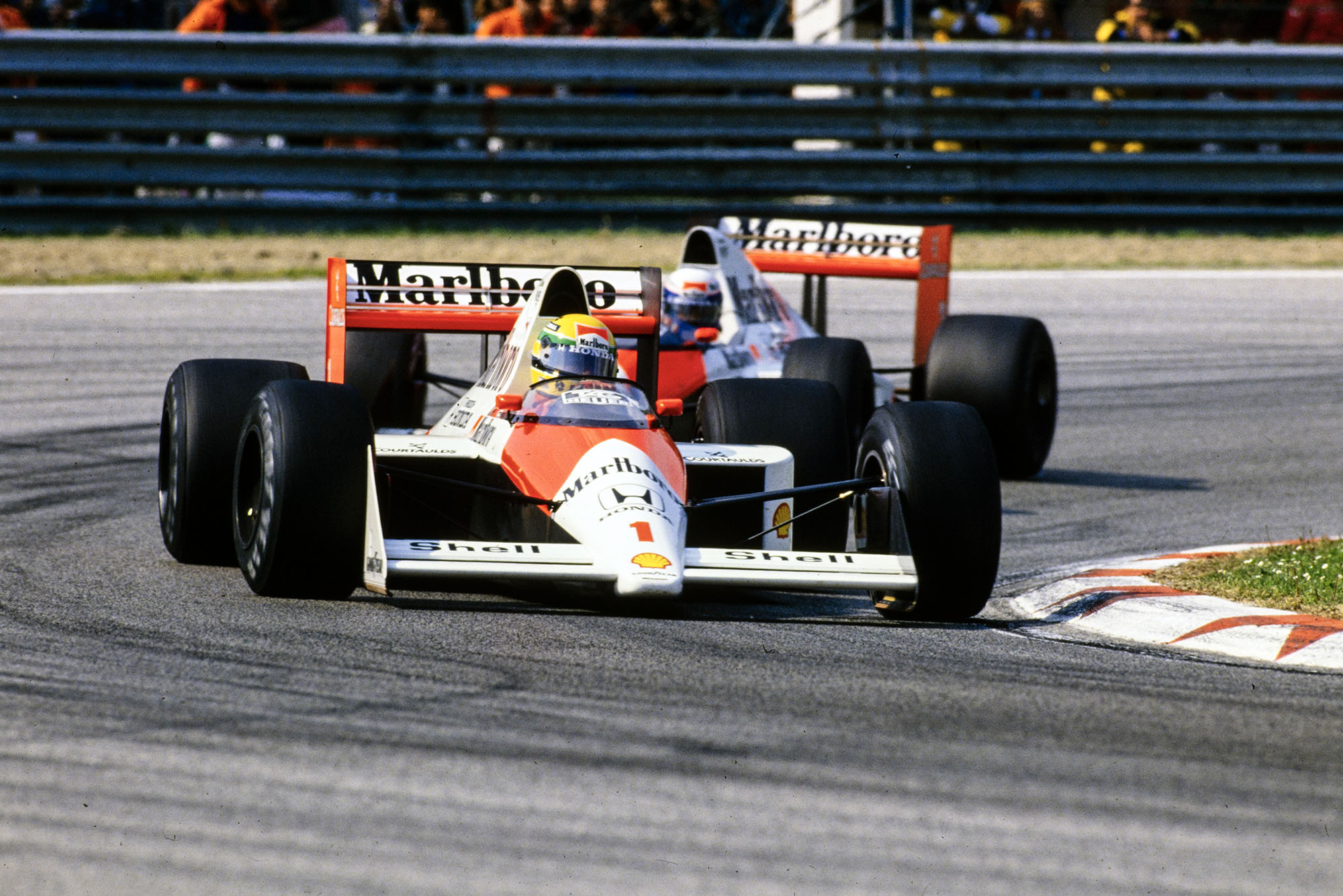 1989 San Marino GP feature