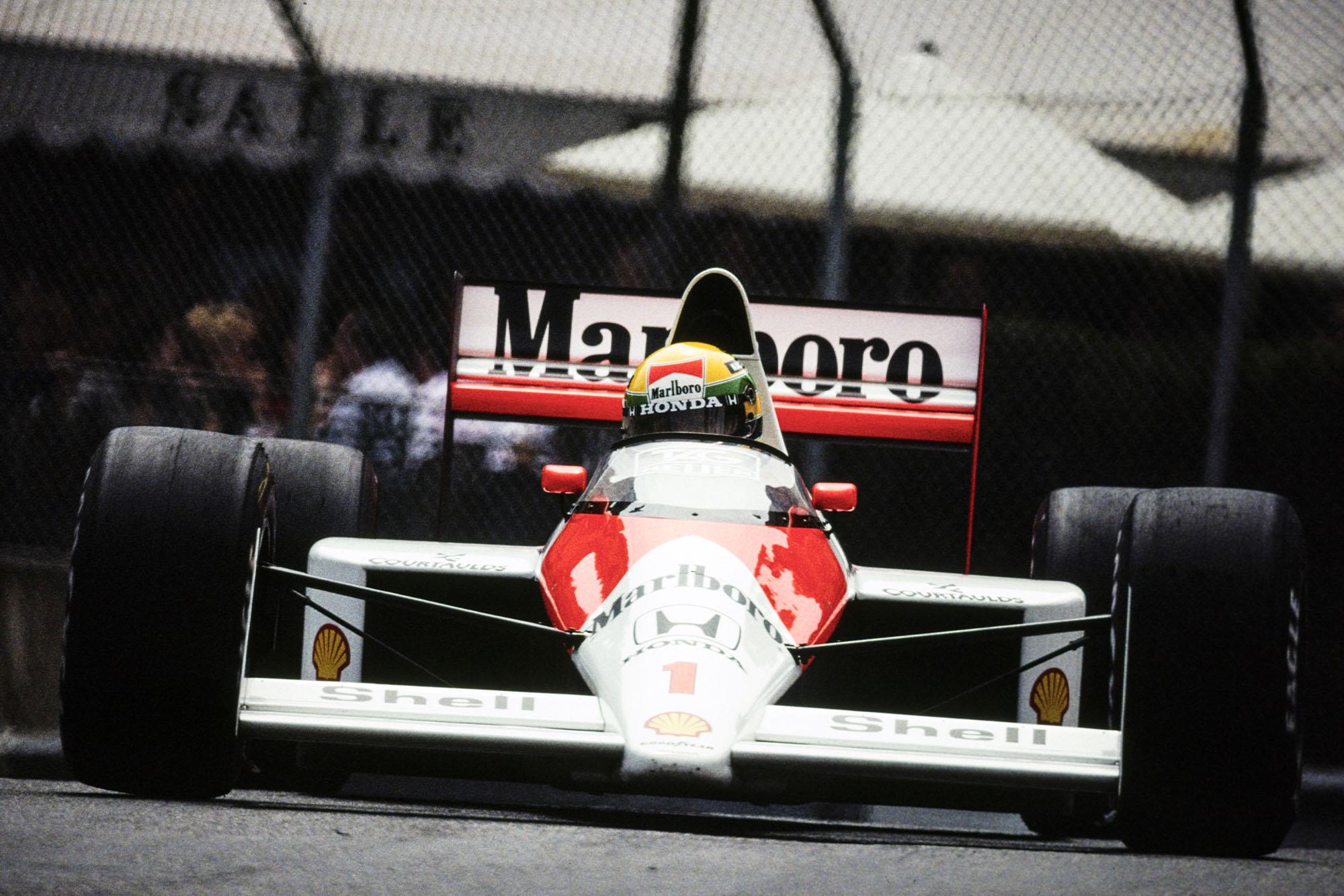 1989 Monaco GP feature