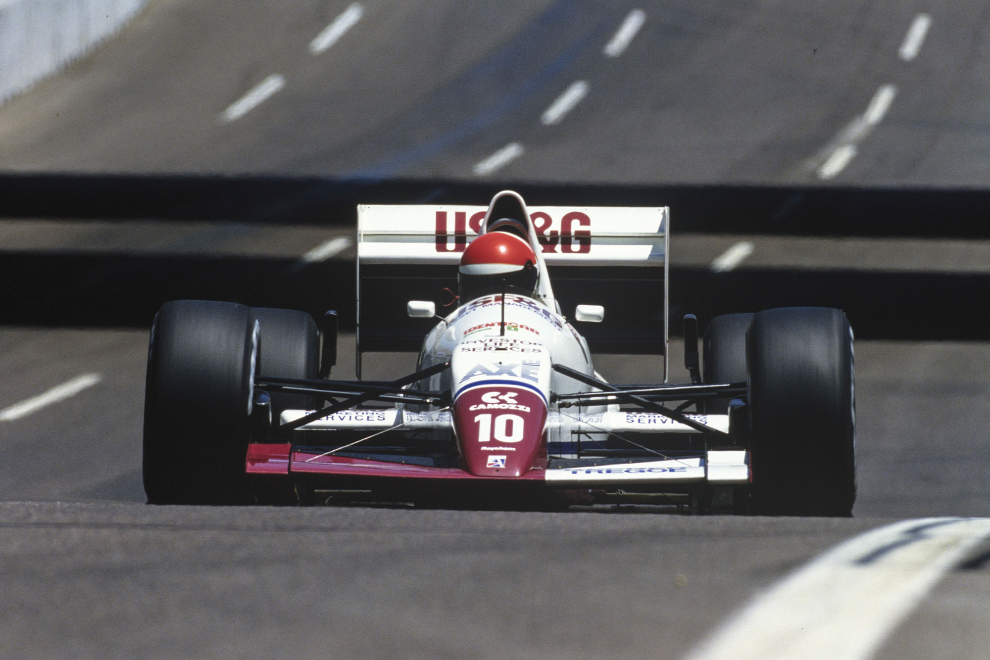 1989 US GP Cheever3rd