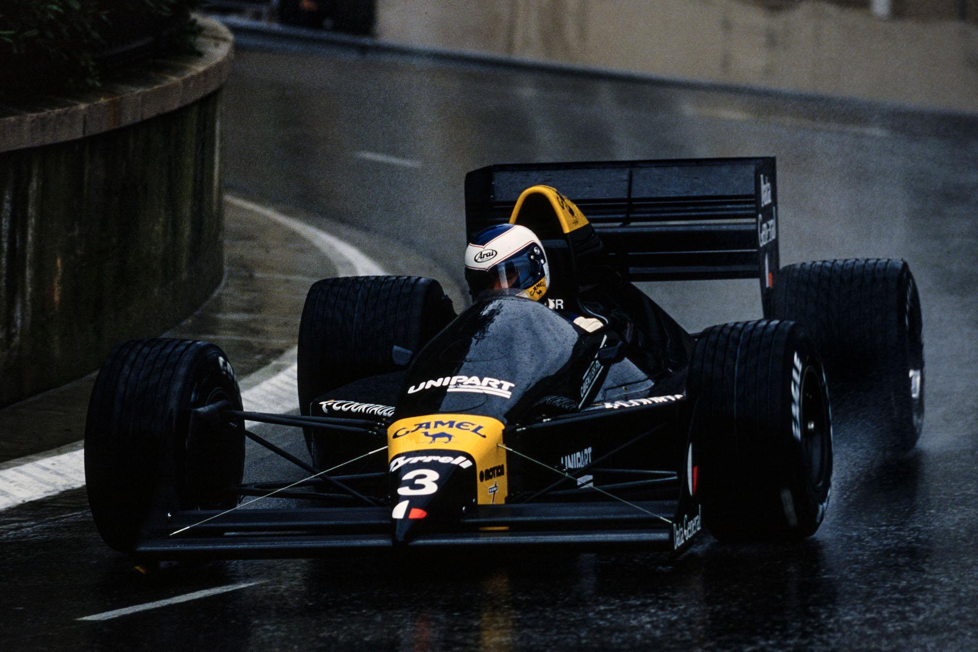 1988 MON GP Palmer