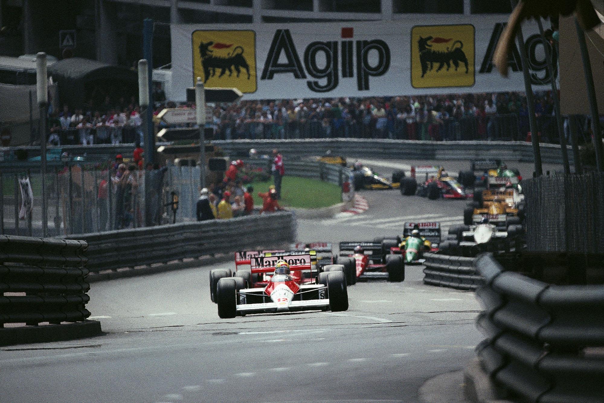 1988 MON GP start