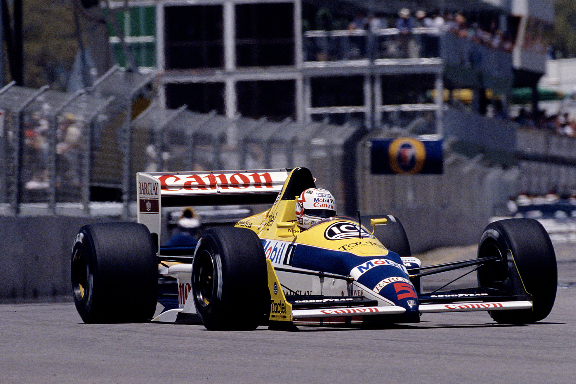 1988 AUS GP Mansell