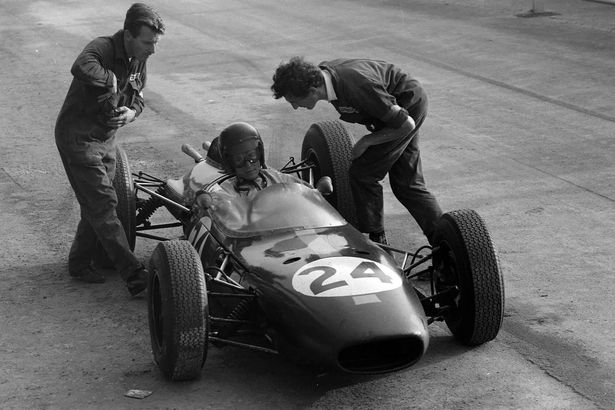 Dan Gurney, Brabham BT7 Climax.