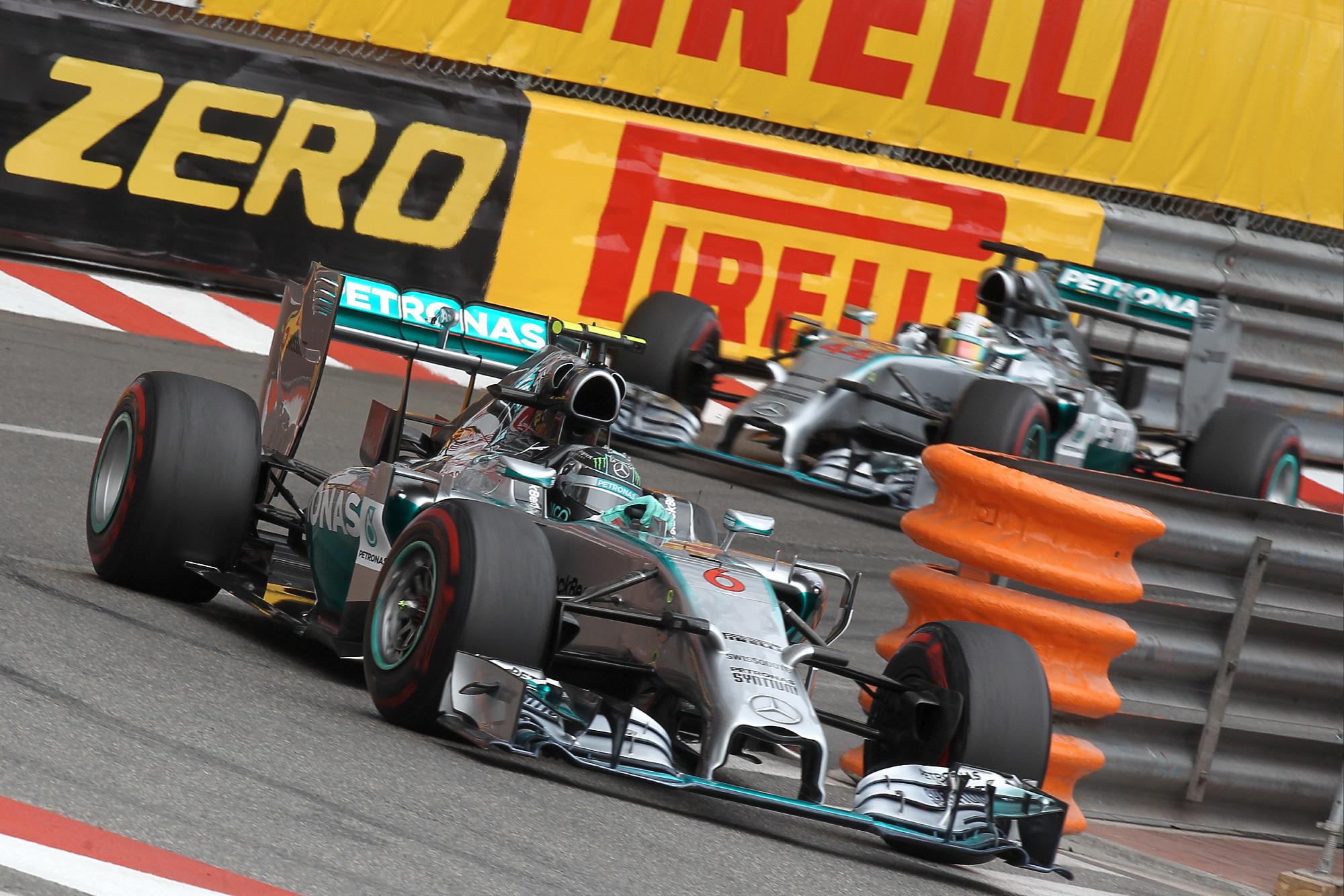2014 Monaco GP report