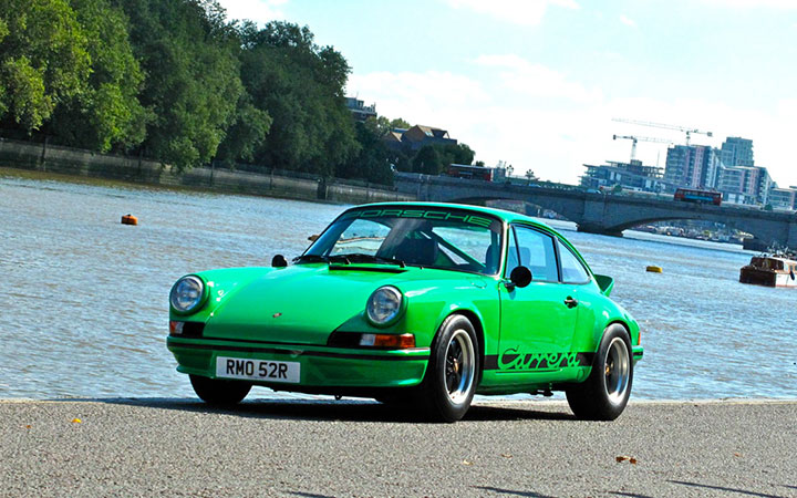 Classified spotlight: Porsche 911 50