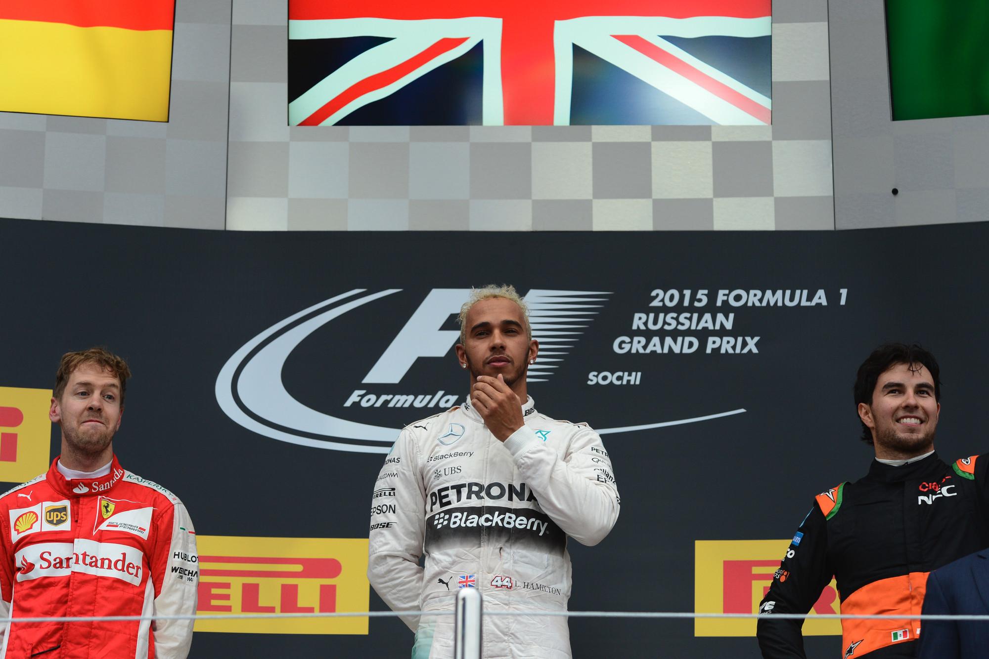 2015 Russian GP report
