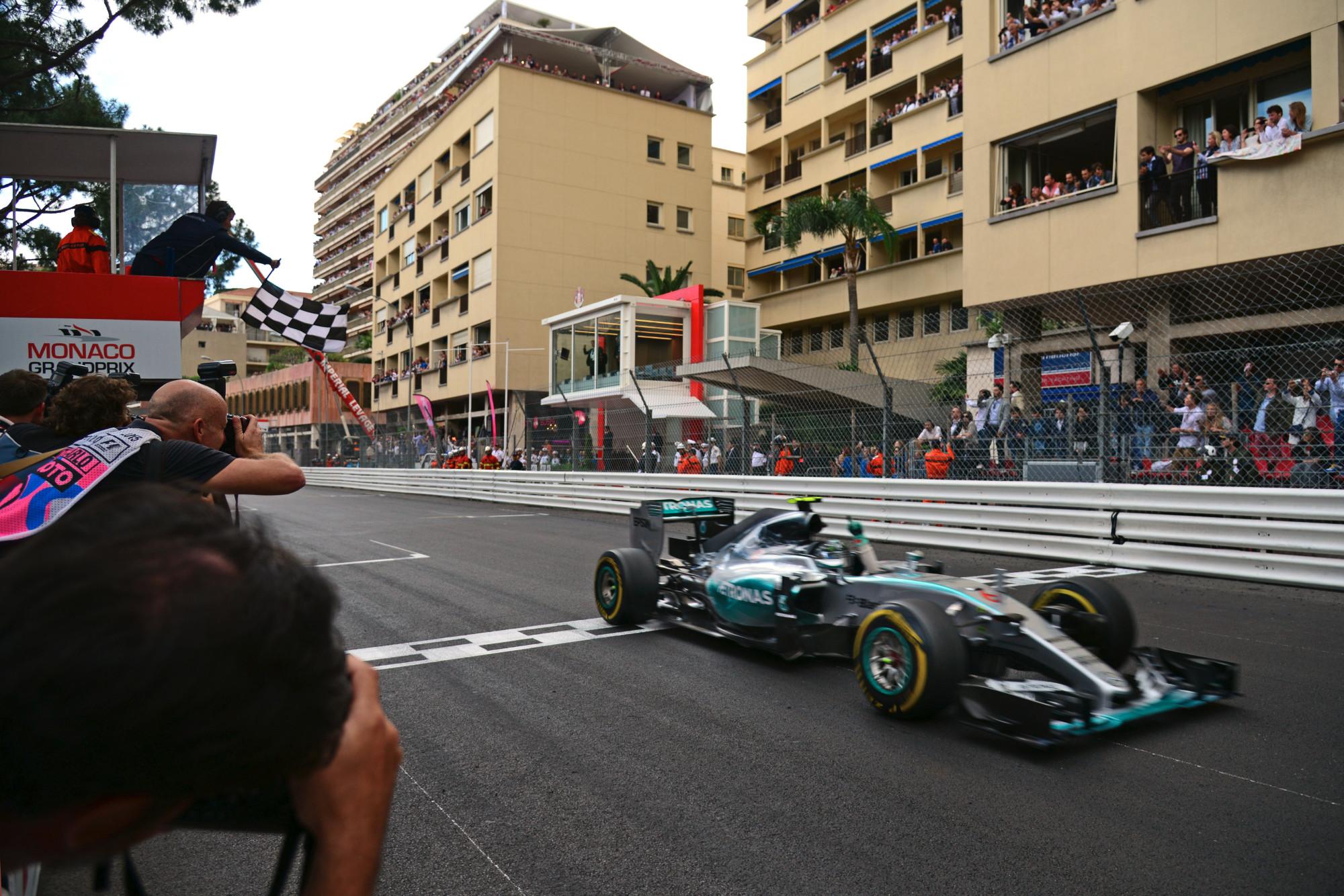 2015 Monaco GP report