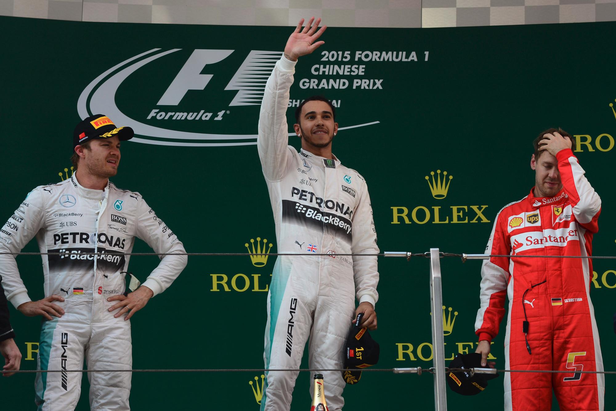 2015 Chinese GP report