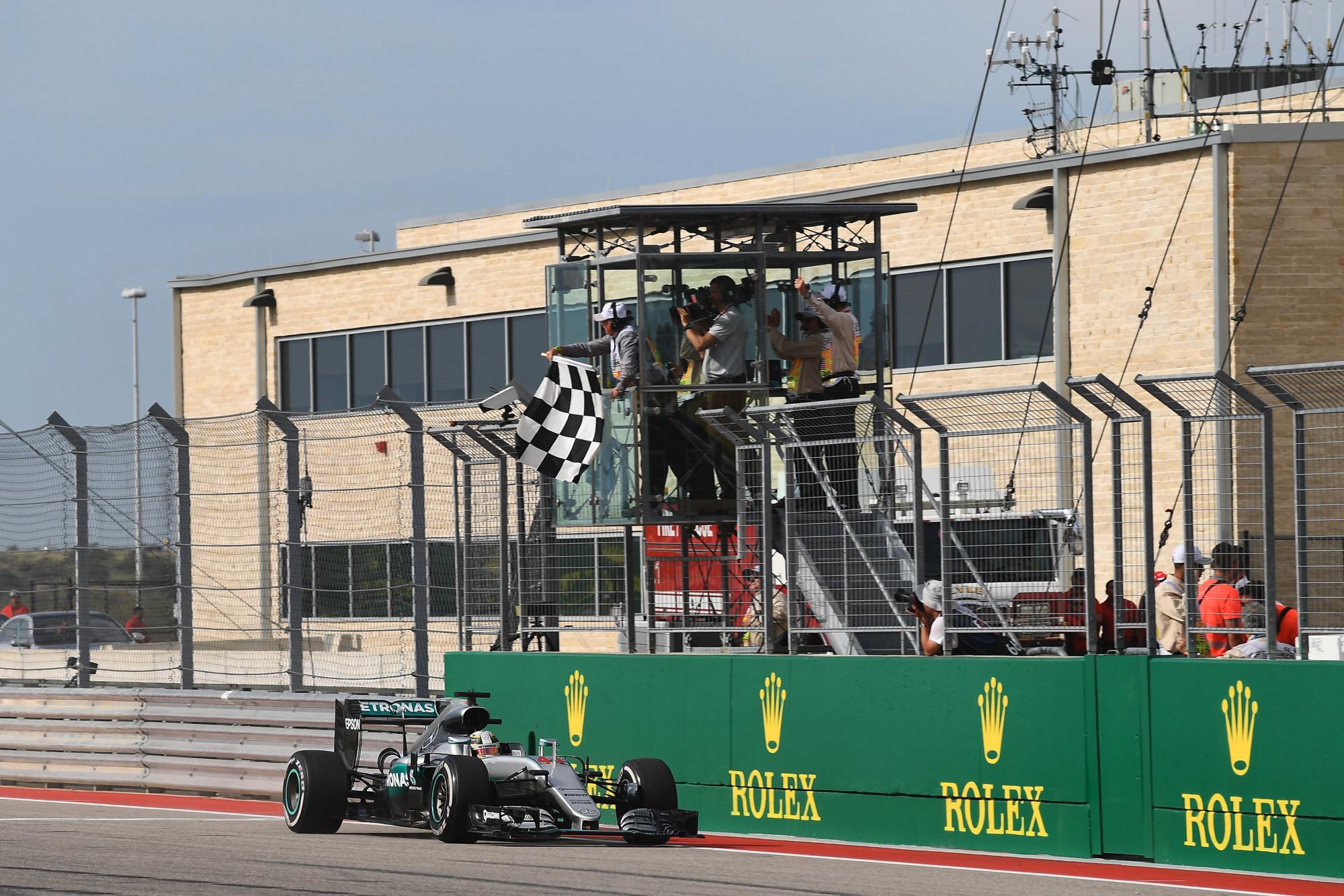 2016 United States Grand Prix
