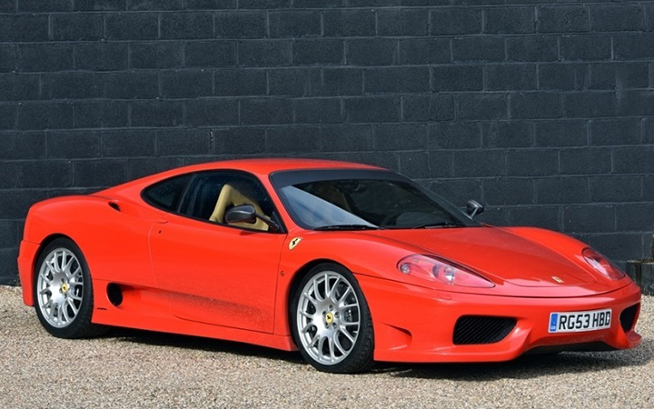 Classified spotlight: Ferrari 360 Challenge Stradale