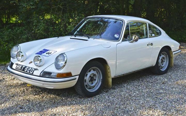 Classified spotlight: Porsche 911