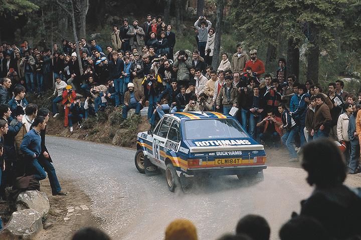Great racing cars: 1978 Ford Escort Mk2